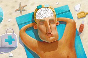 Medecin, standard médical vacances, congés